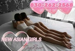 ⭕️TWO REAL⭕️GFE❤️NEW Asians